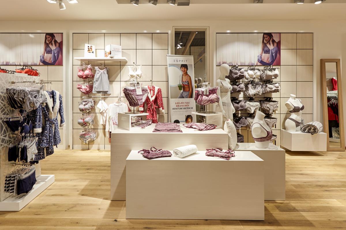 Boutique esprit lingerie cernay