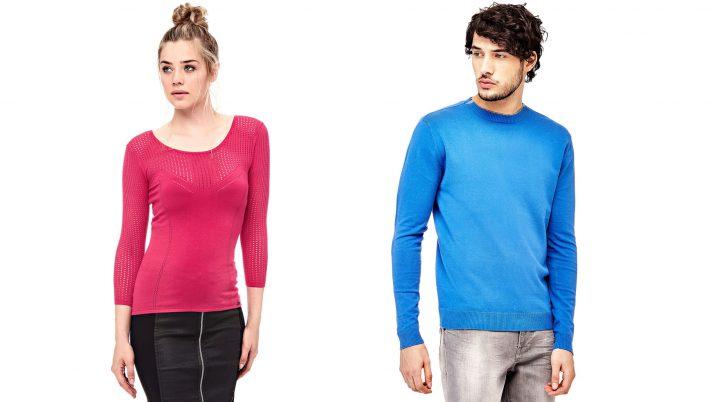 Pulls colorés Styleast